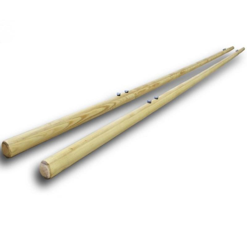 Жерди деревянные для брусьев Ellada мужских/комплект УТ2484