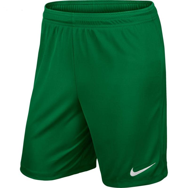 Трусы игровые Nike Park Ii Knit Short Nb 725988-302 Jr