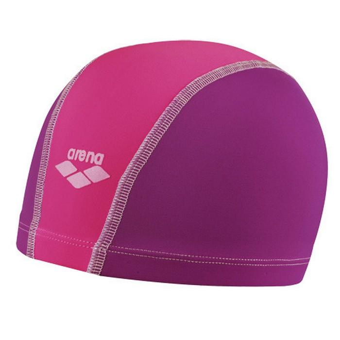 Купить Шапочка для плавания Arena Unix Jr 9127926 розово-фиолетовый,