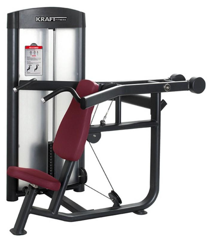 Жим от плеч Kraft Fitness KFSHP жим от плеч верхняя тяга spirit fitness dws103 u2