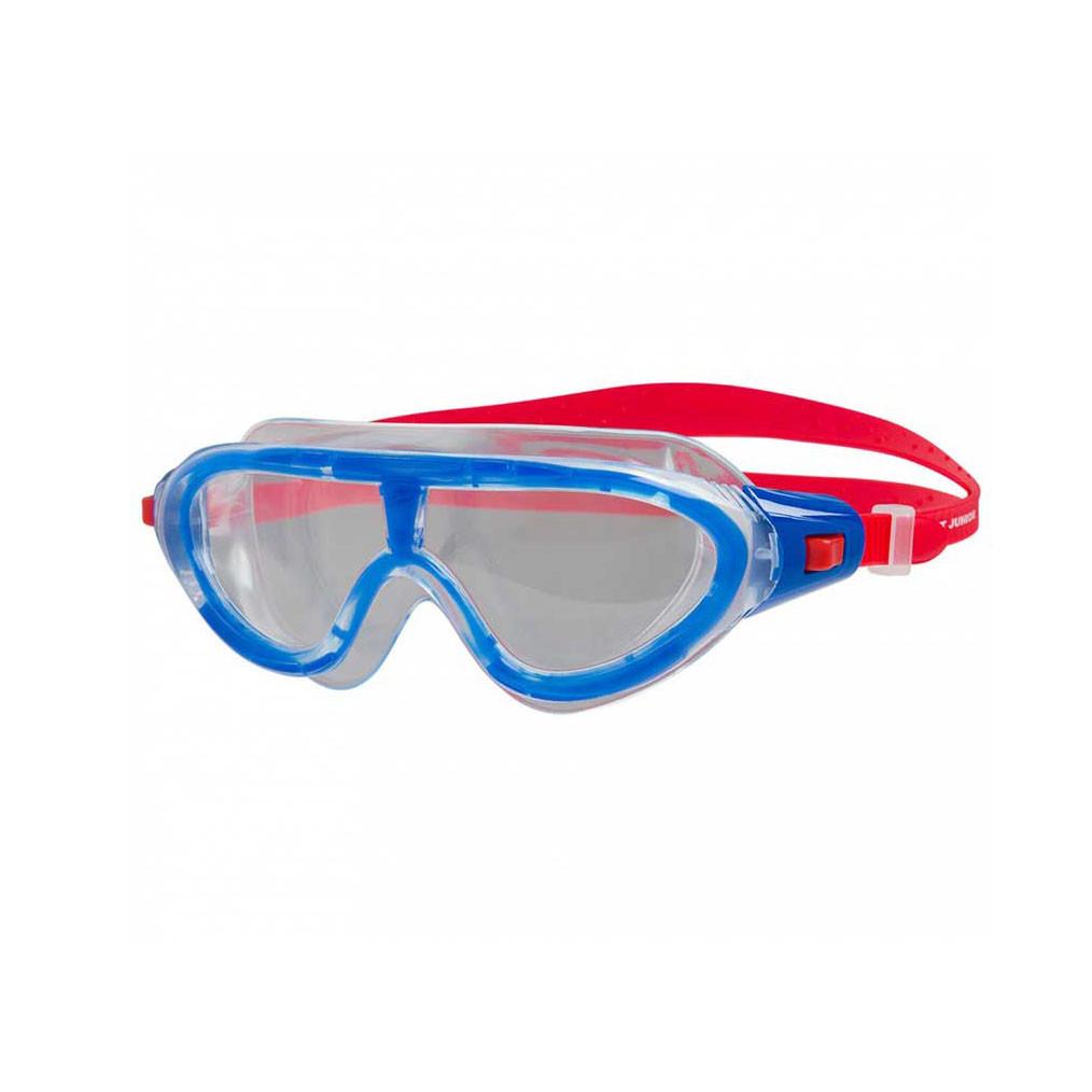 Купить Очки для плавания детские Speedo Biofuse Rift Mask Jr 8-01213C811, Прозрачные,
