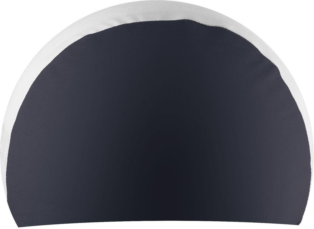 Шапочка для плавания Novus NPC-11 полиэстер сине-белая фото