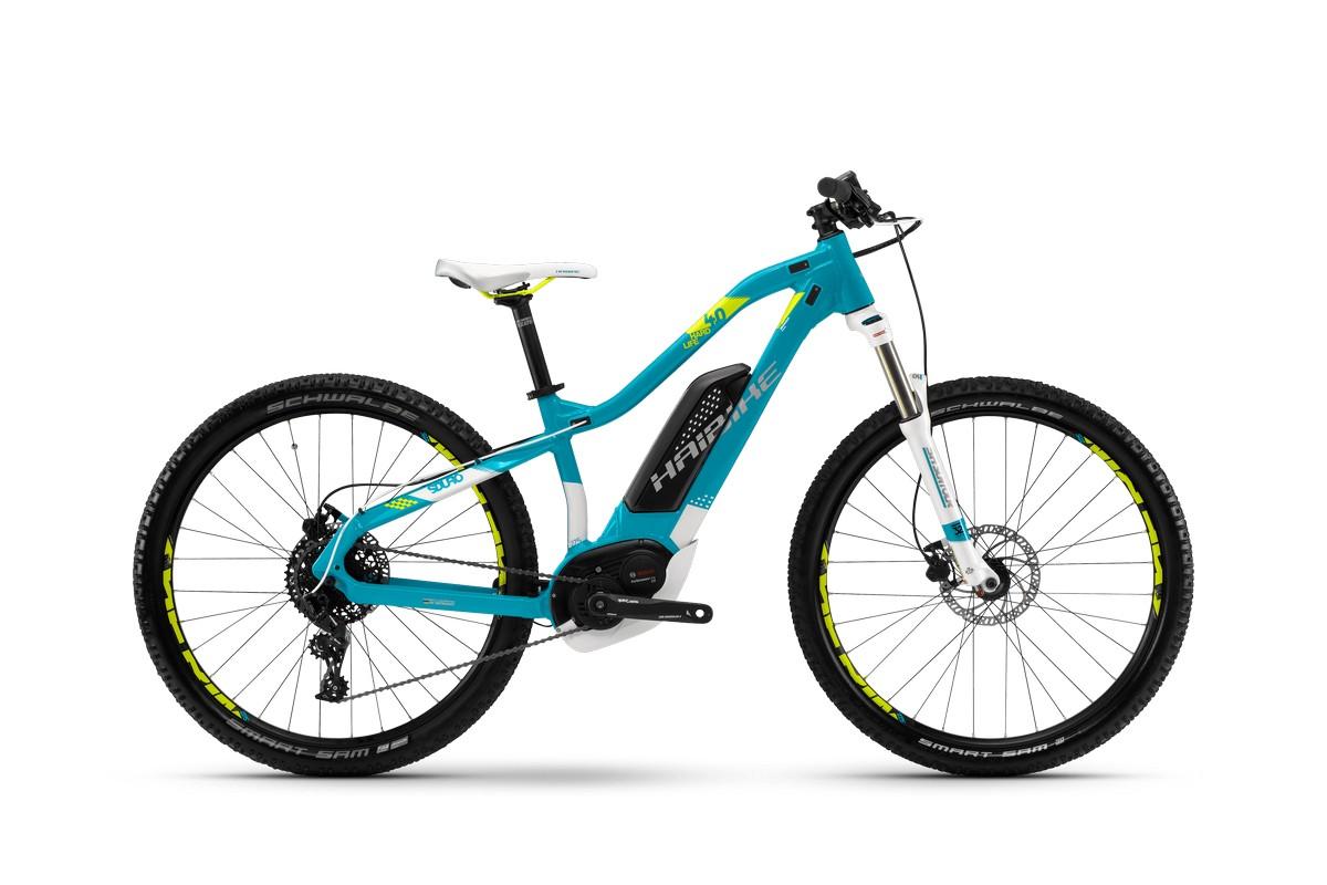 Электровелосипед Haibike Sduro HardLife 4.0 500Wh 11s NX (2018)