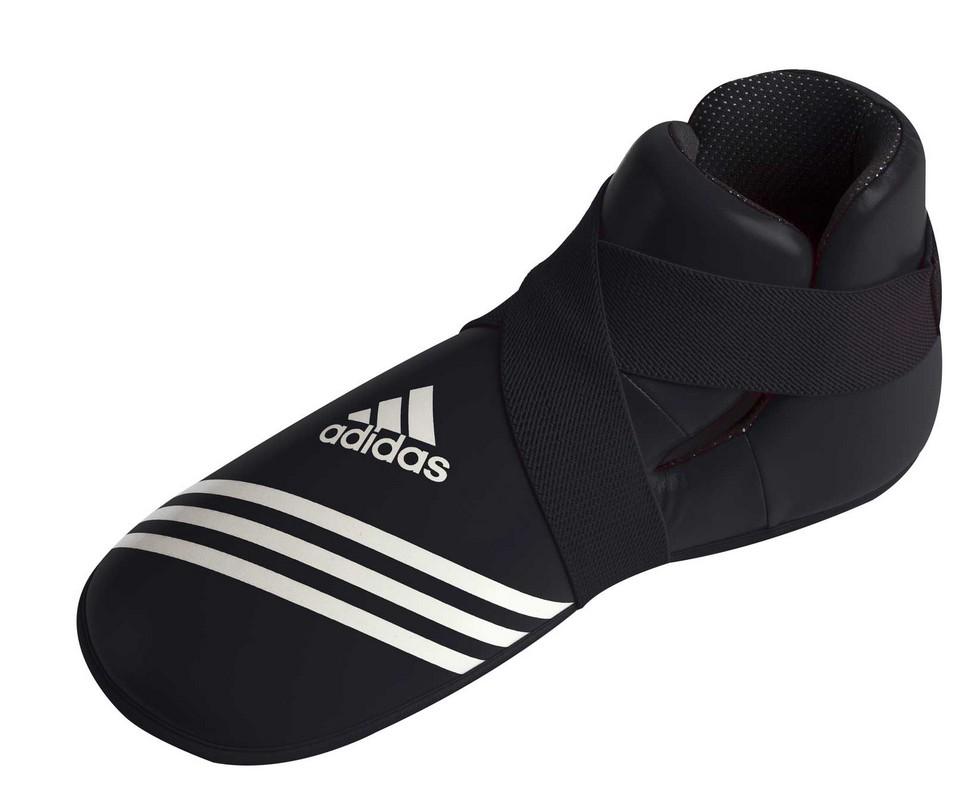 Защита стопы Adidas Super Safety Kicks черная adiBP04