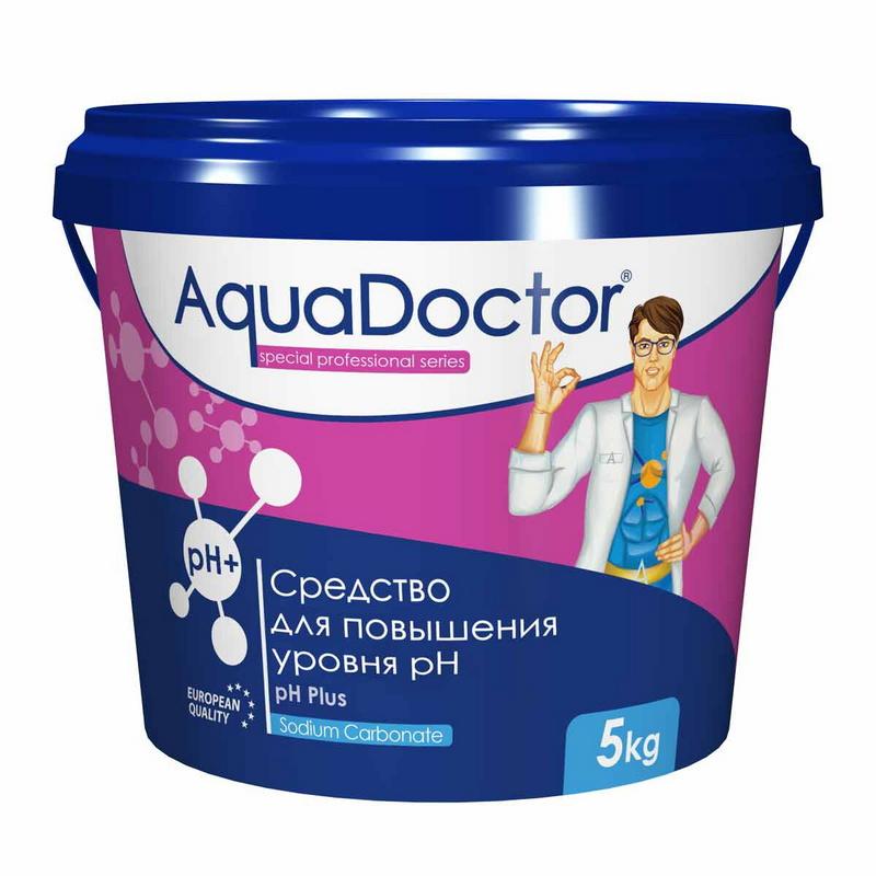Купить pH Plus AquaDoctor 5 кг (Турция) PHP-5,