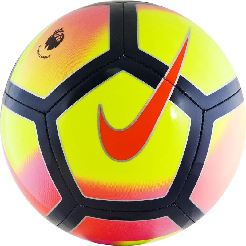 Мяч футбольный Nike Pitch PL р.5 SC3137-702 мяч футбольный nike pitch pl р 5 sc3137 620