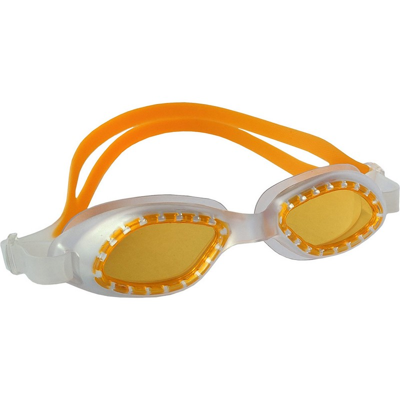 Купить Очки для плавания B31529-5 мультколор (Желтый), NoBrand