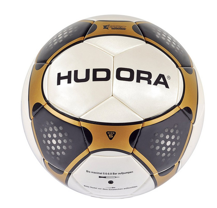 Мяч футбольный Hudora Fu?ball Ball League, р.5 71800 мяч футбольный select talento арт 811008 005 р 3