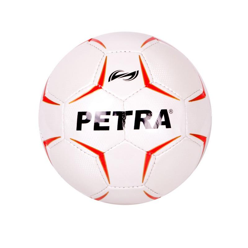 Мяч футбольный Petra FB-1520 Red Sz5
