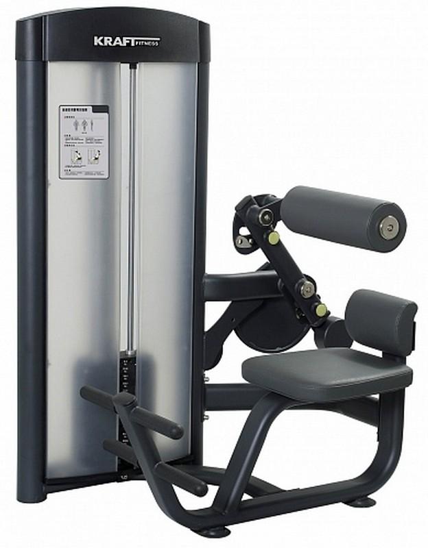 Разгибание спины Kraft Fitness KFBE регулируемая скамья kraft fitness kffiuby
