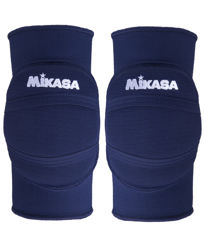 Наколенники волейбольные Mikasa MT8-036, темно-синий фото