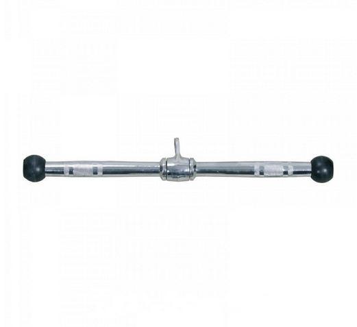 Купить Ручка для тяги прямая, короткая с обрезиненными наконечниками Iron King IK 903,