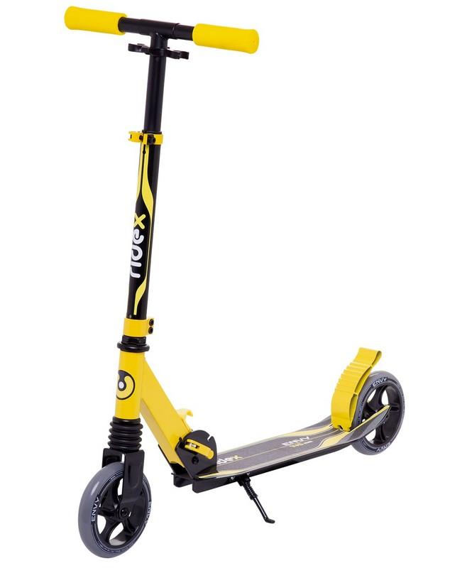 Купить Самокат 2-колесный Ridex Envy 145 мм, желтый,