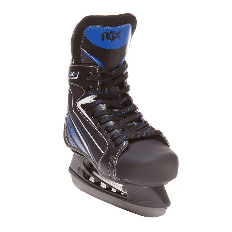 Коньки хоккейные RGX Next Blue