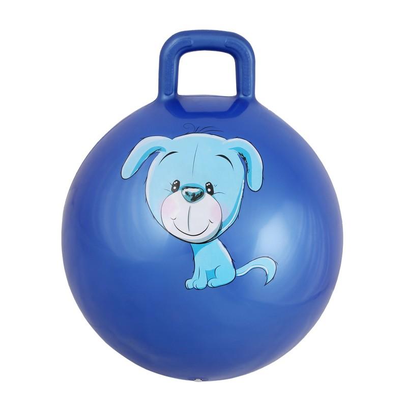Мяч гимнастический 38 см Body Form BF-CHB01 синий