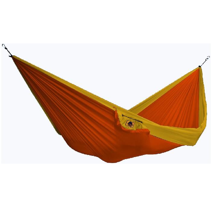 Гамак Ticket to TheMoon King Size TMK3537 (оранжевый/т.желтый)
