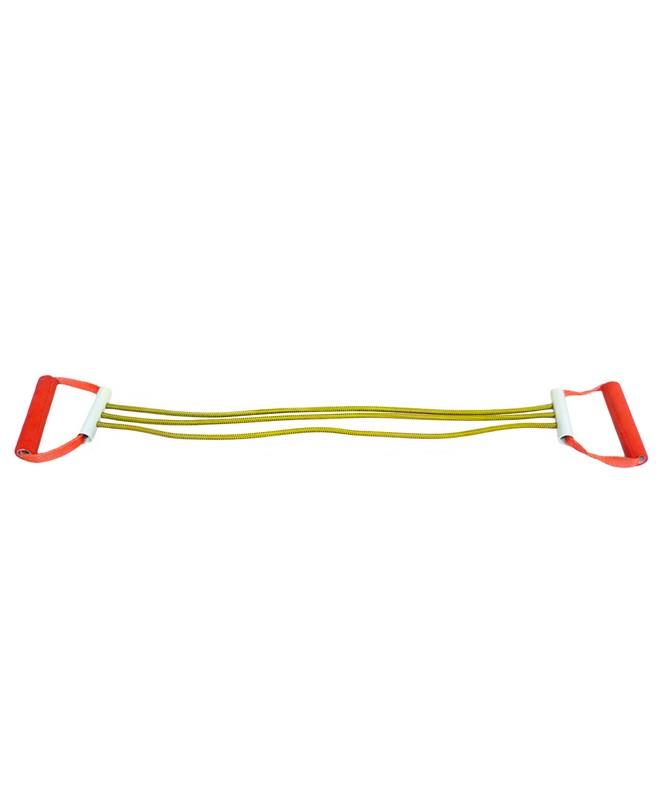 Купить Эспандер плечевой V76 3 струны резиновый взр. ЭП-3-К,