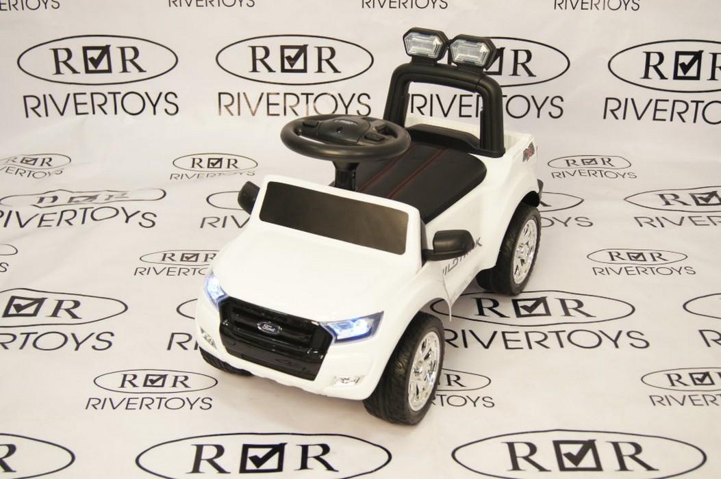 Купить Толокар River-Toys Ford Ranger DK-P01 (лицензия),