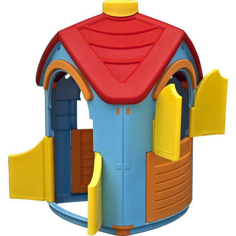 Детский игровой домик Marian Plast Вилла 660