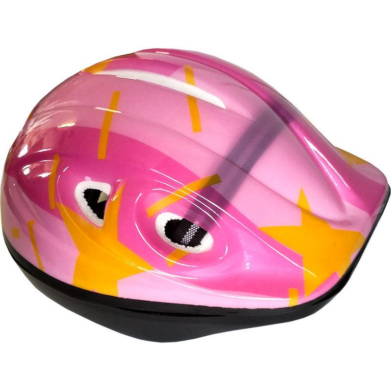 Шлем защитный JR F11720-10 (розовый) фото