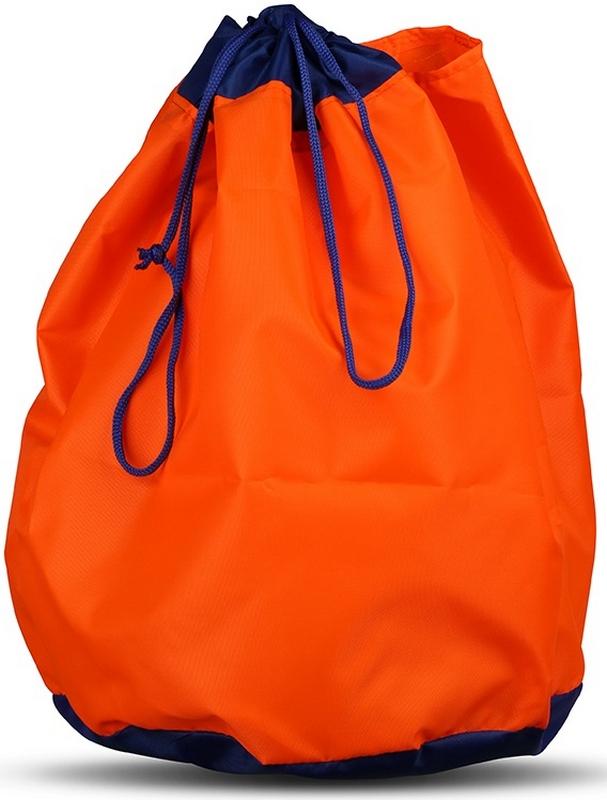 Купить Чехол для гимнастического мяча оранжевый, NoBrand