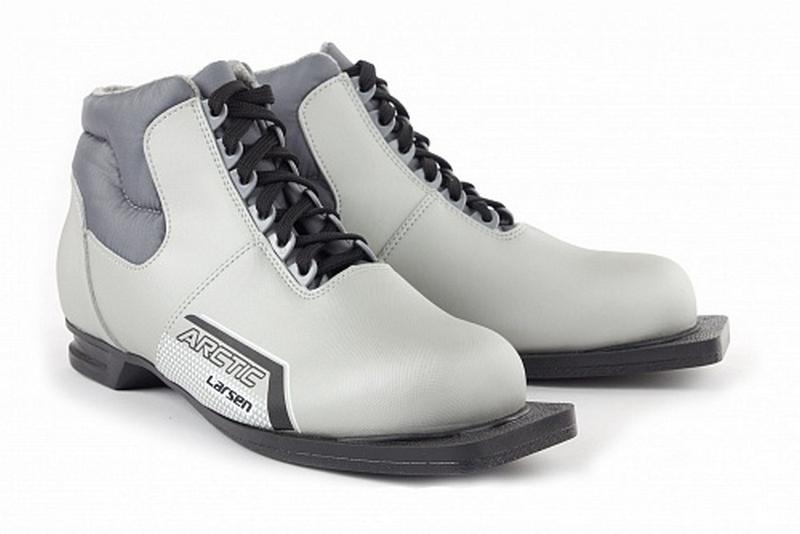 Ботинки для беговых лыж Larsen arctic (синтетика) larsen arctic step