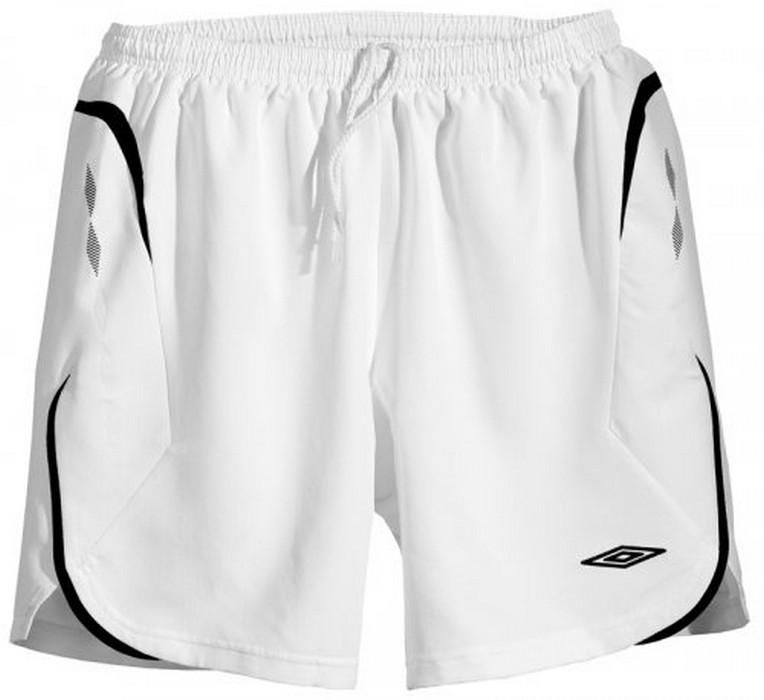 Шорты спортивные Umbro Enfield Short мужские U91008 (096) бел/чер.