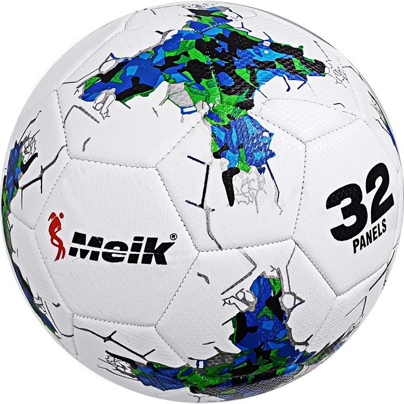 Мяч футбольный Meik 109 Replica Krasava D26071-4 р.5 фото