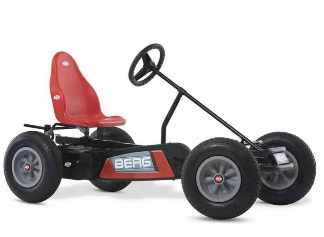 Купить Веломобиль Berg Basic Red BFR 07.10.10.00,