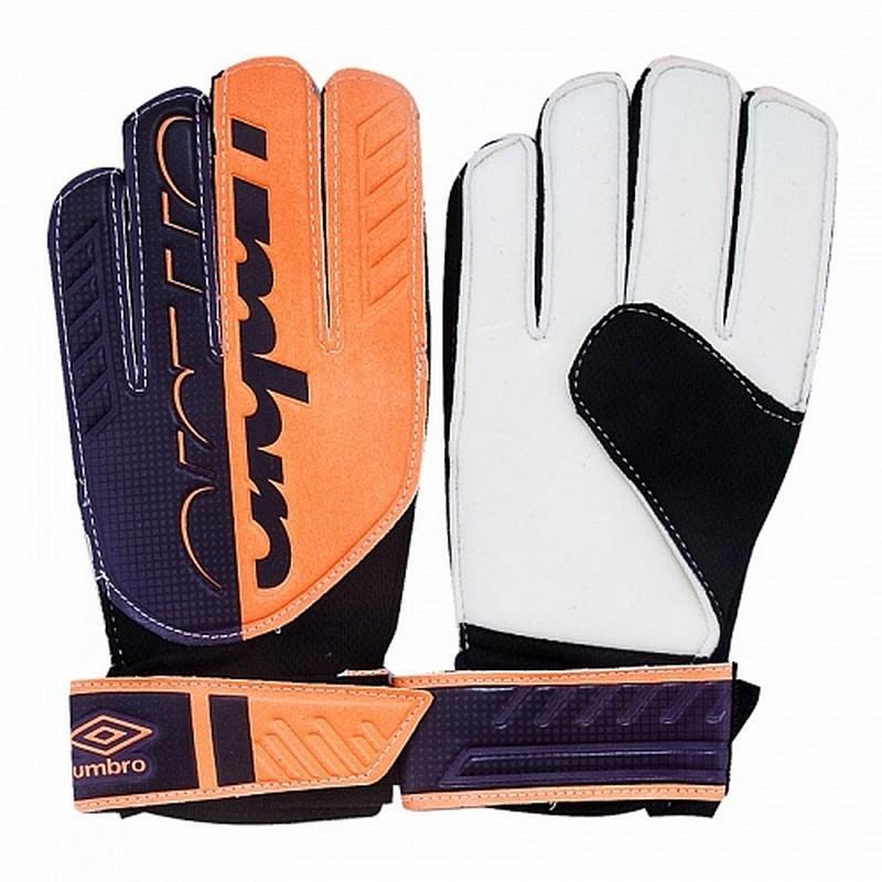 Перчатки вратарские Umbro Veloce Glove Jr 20811U-EXV тренировочные