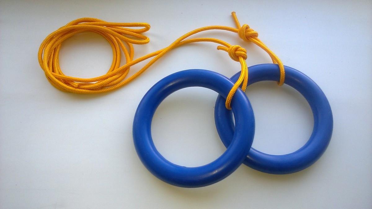 Купить Кольца навесные для ДСК ФСИ d16 см, пластик, 6266,
