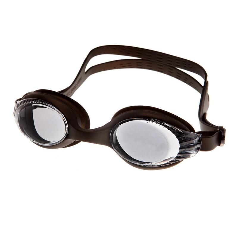 Купить Очки для плавания Alpha Caprice AD-G1100 gold black,