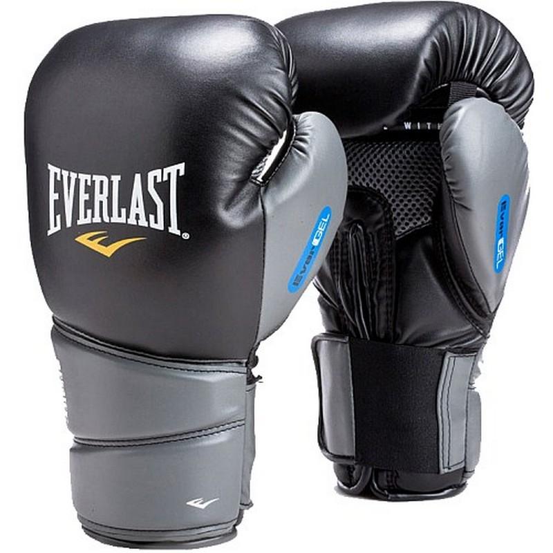 Перчатки тренировочные Everlast ProTex2 GEL PU 3110 перчатки тренировочные everlast protex2 12 унций размер l xl