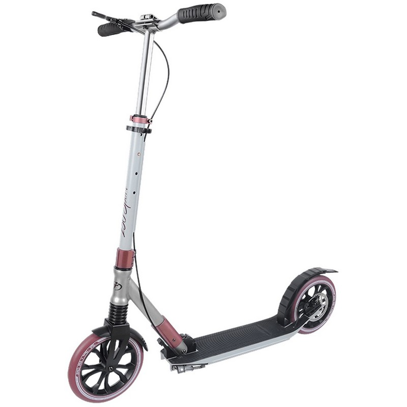 Купить Самокат Techteam 230R Sport (2020) белый-розовый,