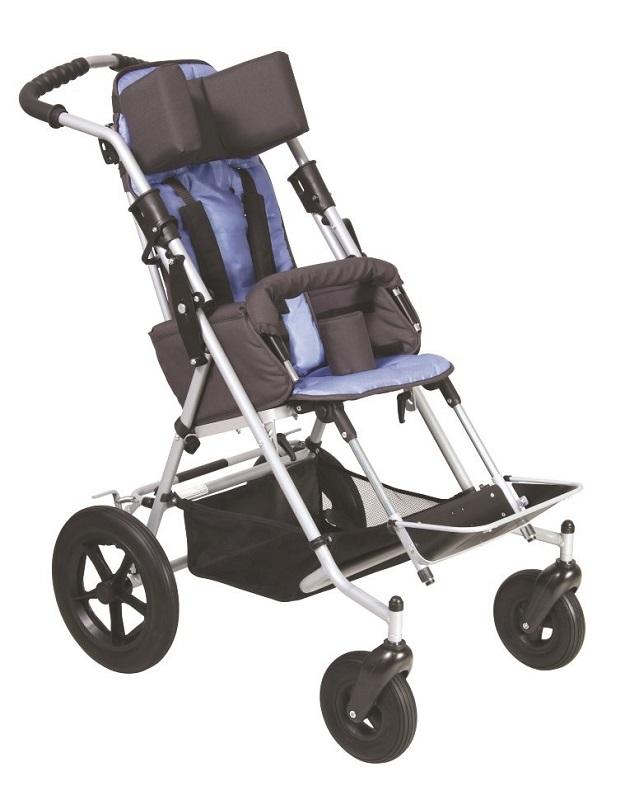 Кресло-коляска инвалидная детская Patron складная (ширина сиденья 42см) LY-170-BEN4 P SuperMaxi 42