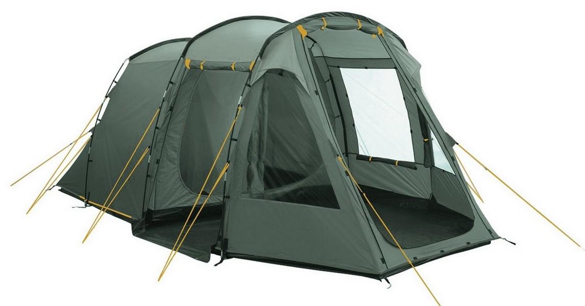 Палатка BTrace Family 4 T0317 зеленый