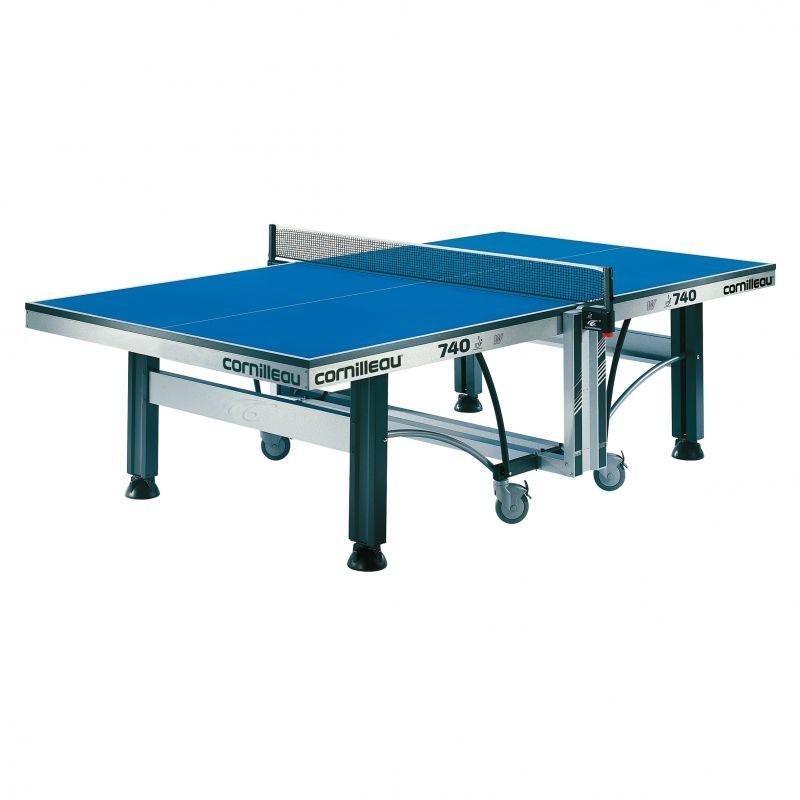 Теннисный стол складной профессиональный Cornilleau Competition 740 ITTF