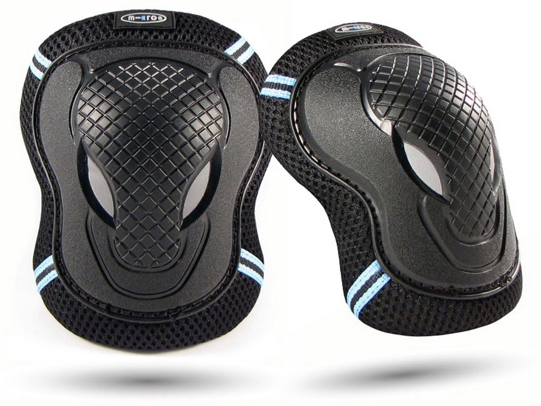 Комплект защиты Micro Knee and Elbow Pads Black