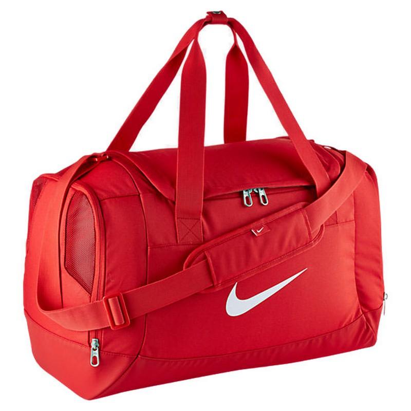 Спортивная сумка Nike Club Team Swoosh Duffel - Small BA5194-657 nike бейсболка nike team club cap 646398 010