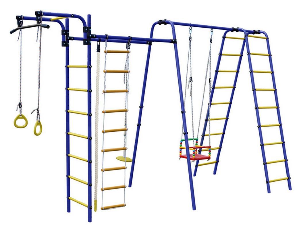 Детская игровая площадка Формула Здоровья Удалец-1Т Плюс
