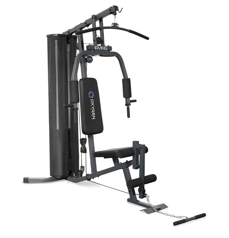 Купить Силовой комплекс Oxygen Fitness Irving, черный,