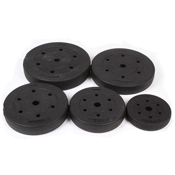 Купить Диск пластиковый/цемент чёрный (d 26 мм.) 7,5 кг CPL-026-7.5, NoBrand
