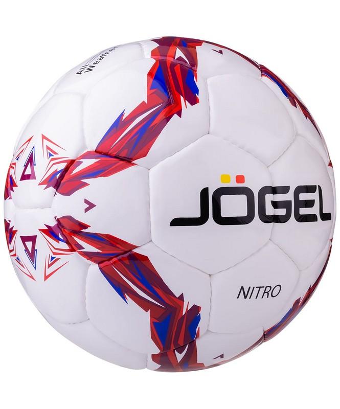 Купить Мяч футбольный Jögel JS-710 Nitro №5,