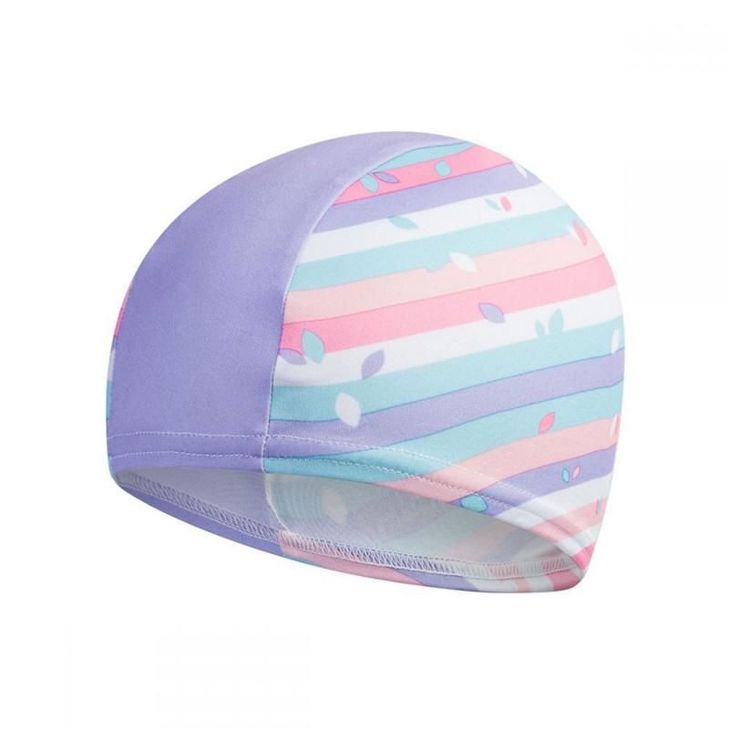 Купить Шапочка для плавания Speedo Printed Polyester Cap Jr 8-12241D681 мультиколор,