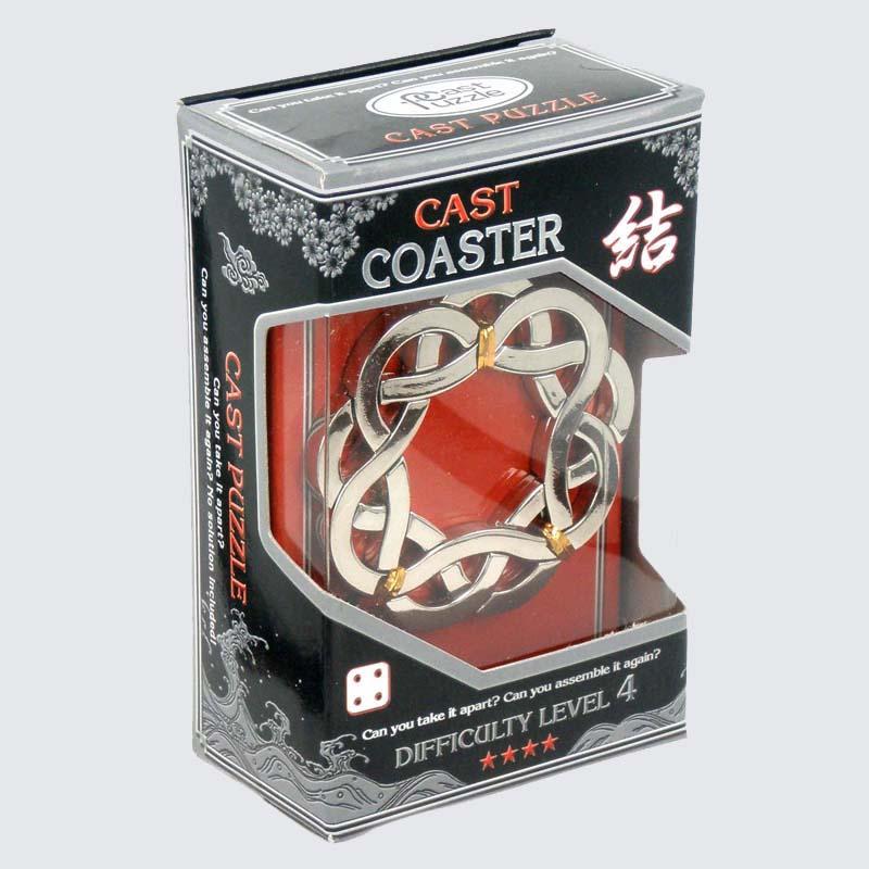 Купить Головоломка Волна****/ Cast Puzzle Coaster****, NoBrand