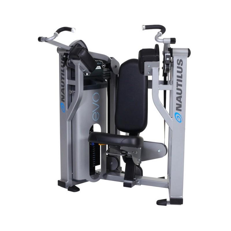Тренажер для мышц бицепса руки, сидя Nautilus CHF/S9BC