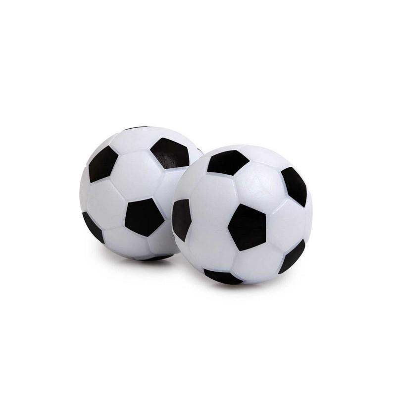 Купить Мяч Fortuna для настольного футбола d36мм 2шт 09539,