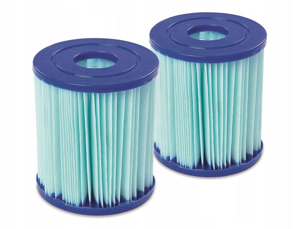 Купить Картридж бактерицидный Bestway (тип I), 8х9см, для фильтр-насосов 58510,
