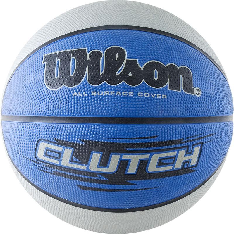 Купить Баскетбольный мяч Wilson Clutch 295 р.7,