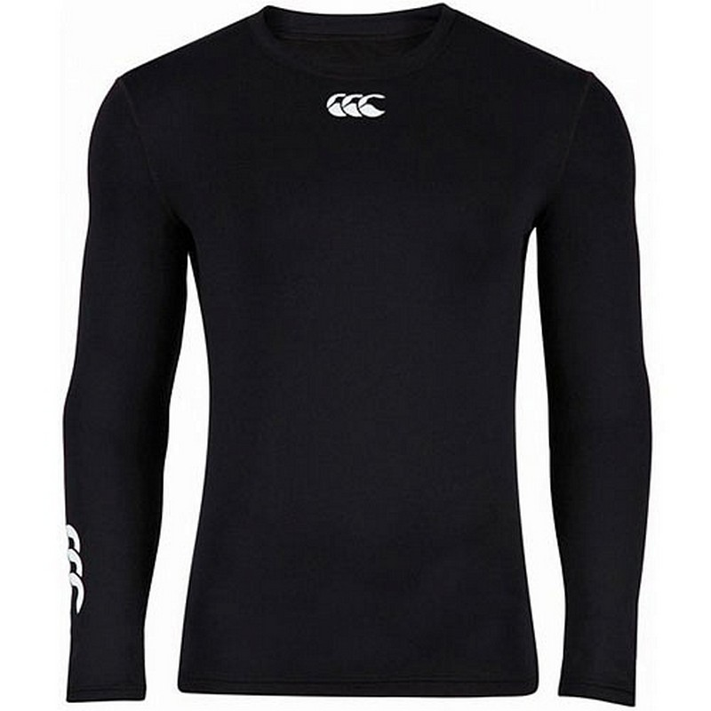 Терморубашка Canterbury Baselayer Cold Long Sleeve Top (989) черная canterbury tales nce